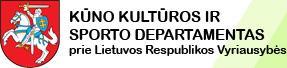 Kūno kultūros ir sporto departamentas
